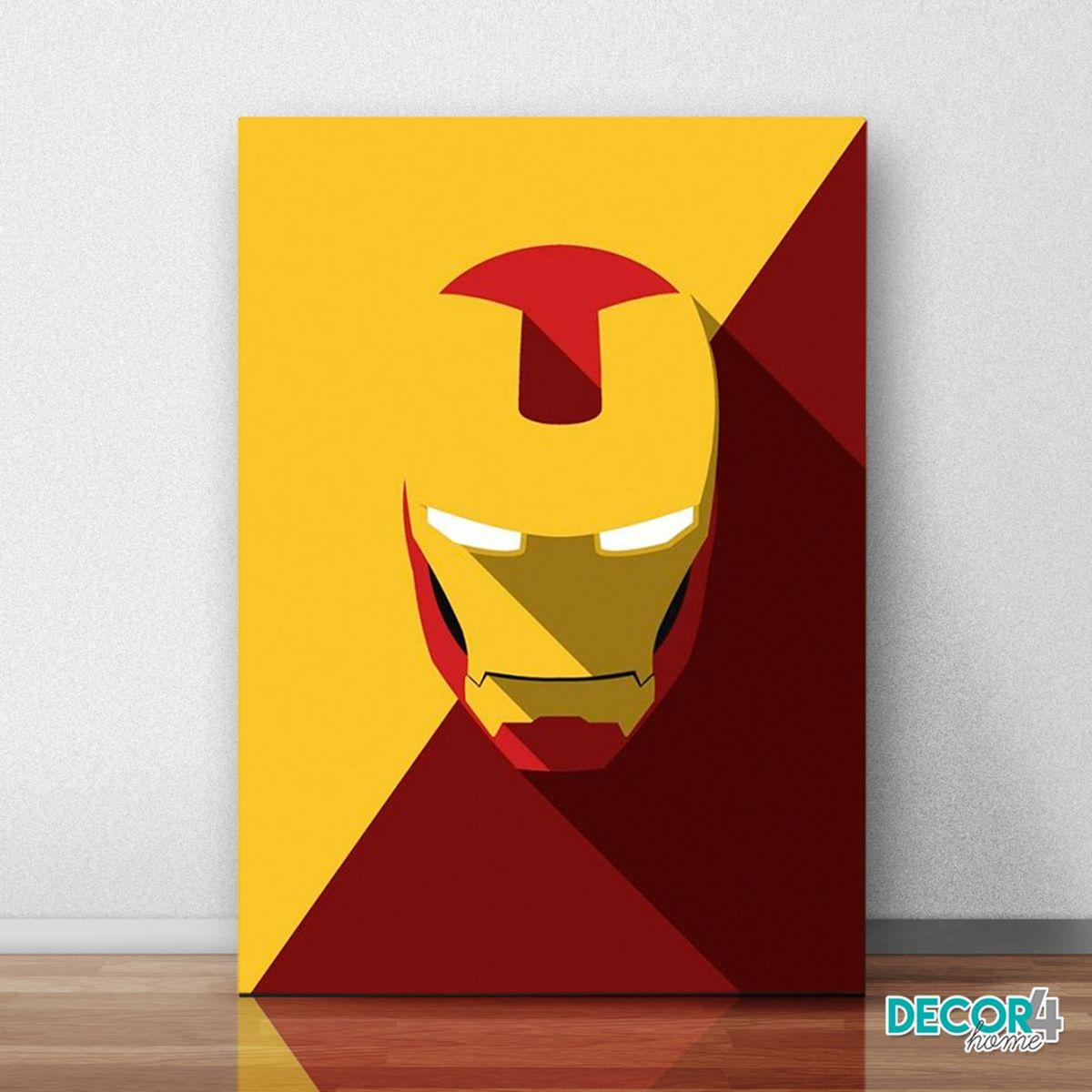 00d9bce429 Quadro - Homem de Ferro