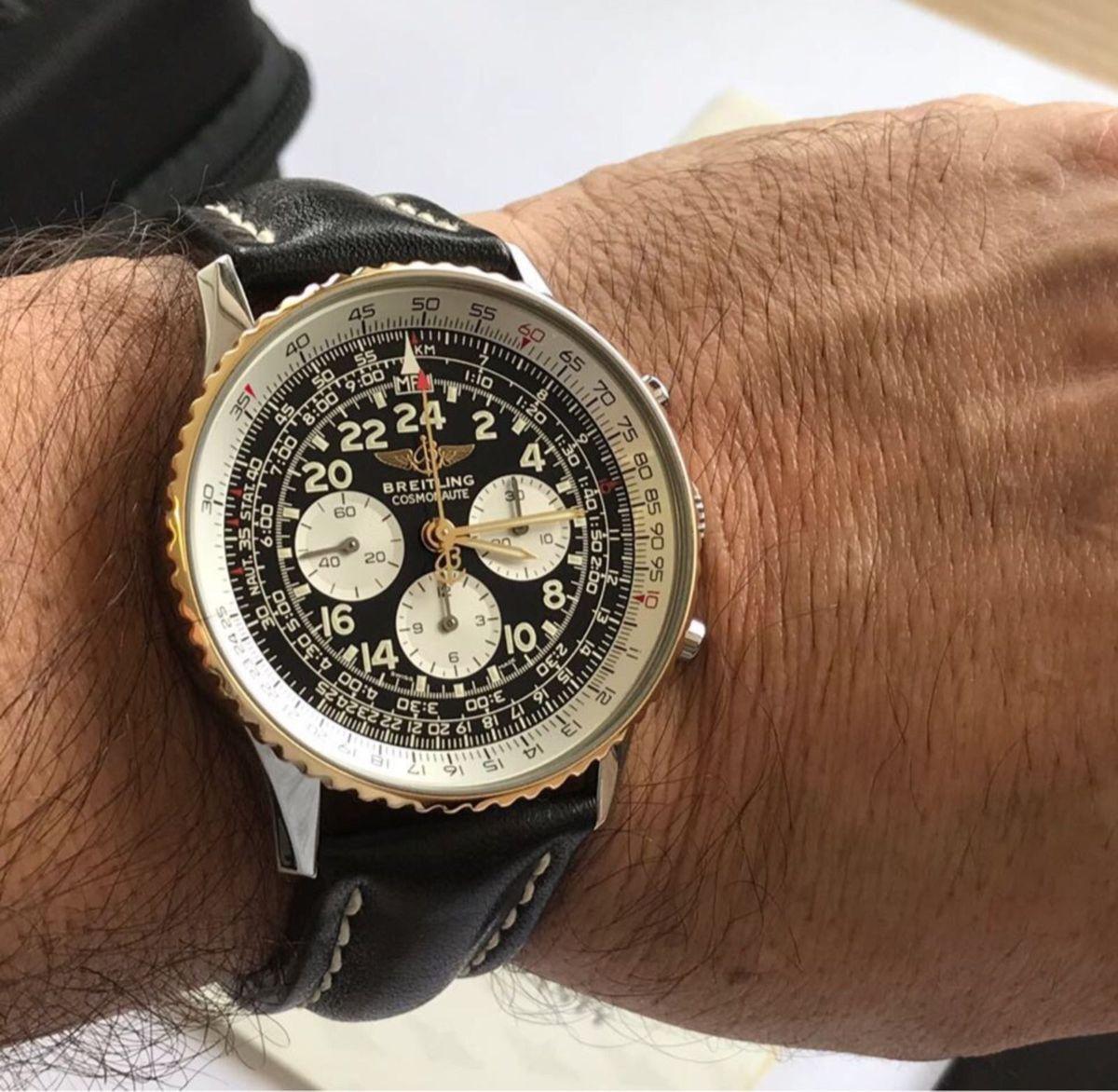 24f13fce495 raro relógio breitling - relógios breitling.  Czm6ly9wag90b3muzw5qb2vplmnvbs5ici9wcm9kdwn0cy83oda0njy2lzljmtk3ndi3zdhknjg0mtqxnzjjzmrhy2mxy2finmmylmpwzw  ...