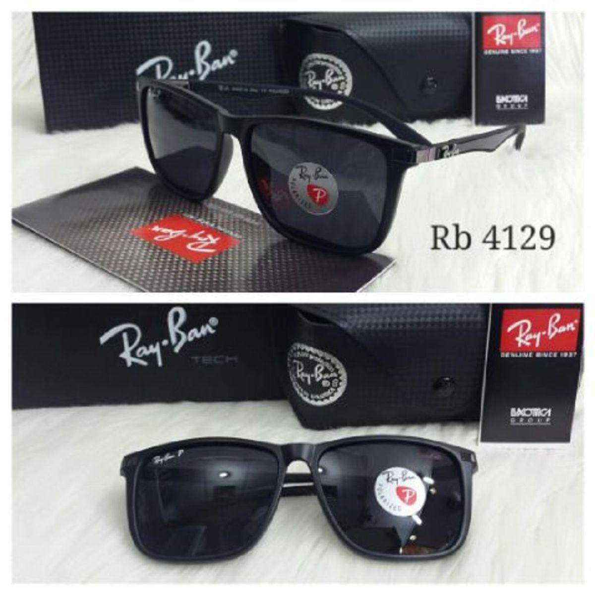 e6354cbe9 Ray Ban Carrera Rb 4129 | Óculos Masculino Ray Ban Nunca Usado 24796427 |  enjoei