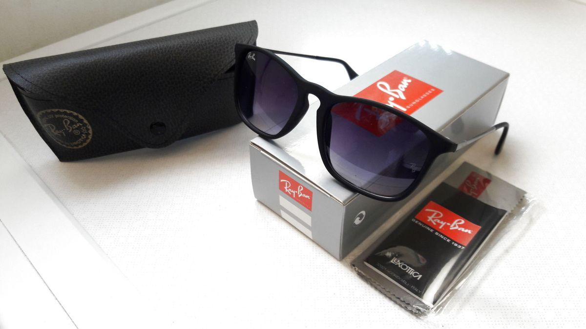 adc1d36cf9e87 ray ban chris preto - óculos ray ban.  Czm6ly9wag90b3muzw5qb2vplmnvbs5ici9wcm9kdwn0cy83oti5otu0lzmymzg1y2i5ogyynmexmmu1ymvhyjbkmmizmmi0mdhilmpwzw  ...