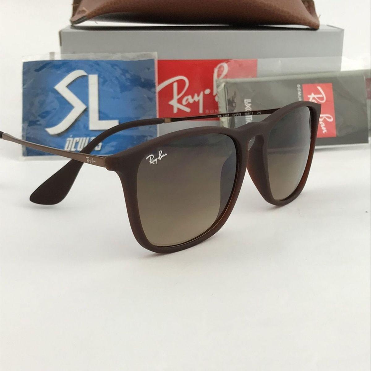 2f21006398d1a ray ban chris - óculos ray-ban.  Czm6ly9wag90b3muzw5qb2vplmnvbs5ici9wcm9kdwn0cy84ntm0nzg2l2u0zjbizdywmmzkmmizyzc1nja4mge2owi4yzgzmwjmlmpwzw  ...