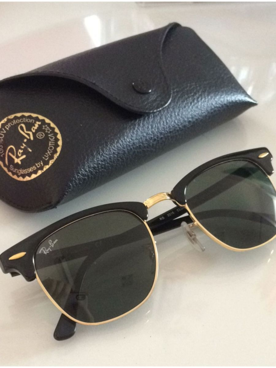 ray-ban clubmaster original - óculos ray-ban.  Czm6ly9wag90b3muzw5qb2vplmnvbs5ici9wcm9kdwn0cy80nja1mziwlznkntgxmzczowmyymmxntq4zjk1nzy4ymrhzdq1mju4lmpwzw  ... cb23c29eb1
