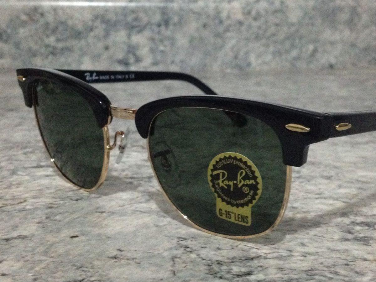 ebf9523b7cc0a ray ban clubmaster tradicional - óculos ray ban.  Czm6ly9wag90b3muzw5qb2vplmnvbs5ici9wcm9kdwn0cy80mdq5mjkvnte3mjewndvmmwvlmwy4mda4odu5ogy2nwy5m2qymjeuanbn  ...