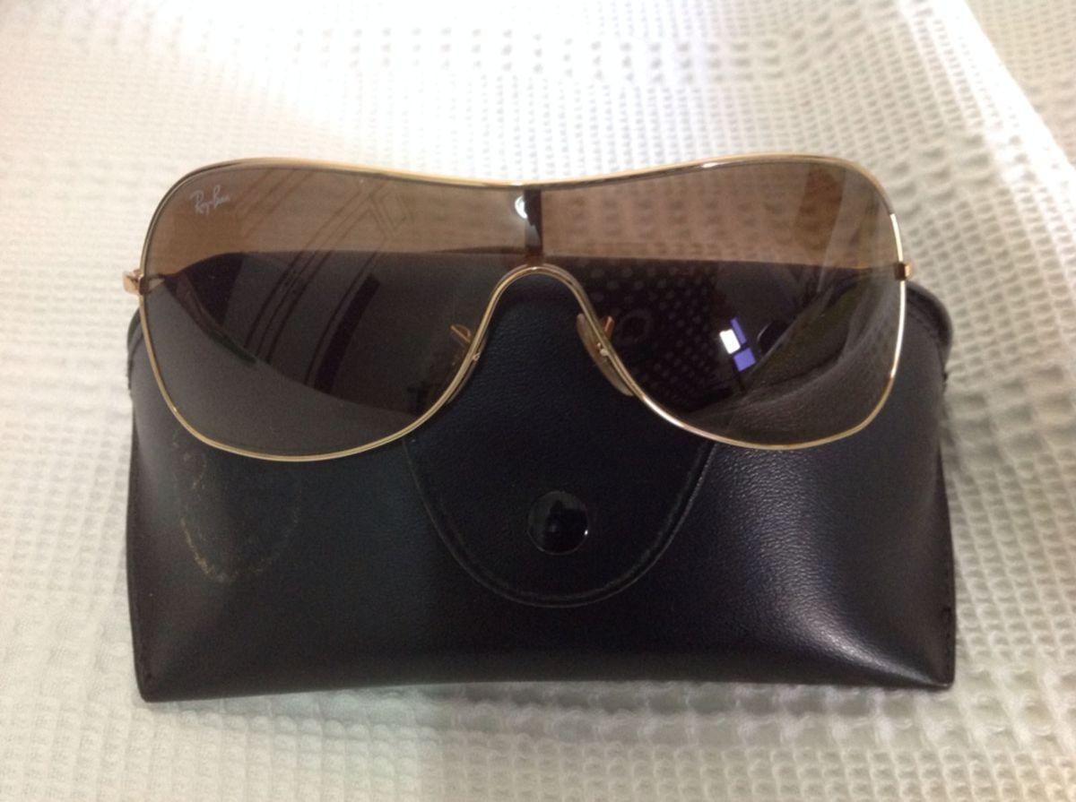 3f4ab0236e637 Ray-ban Rb 3211 Dourado - Lentes Marrons   Óculos Feminino Ray Ban ...