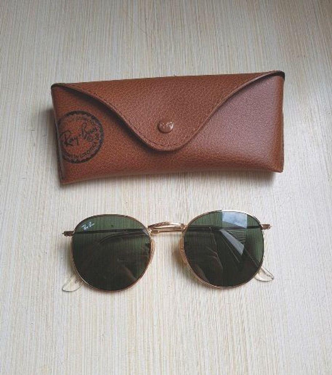 ray ban round - óculos ray-ban