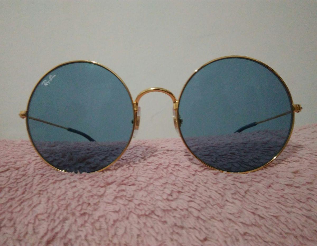 Rayban Ja-jo (lançamento Lollapalooza)   Óculos Feminino Ray Ban ... d5f2425fe6