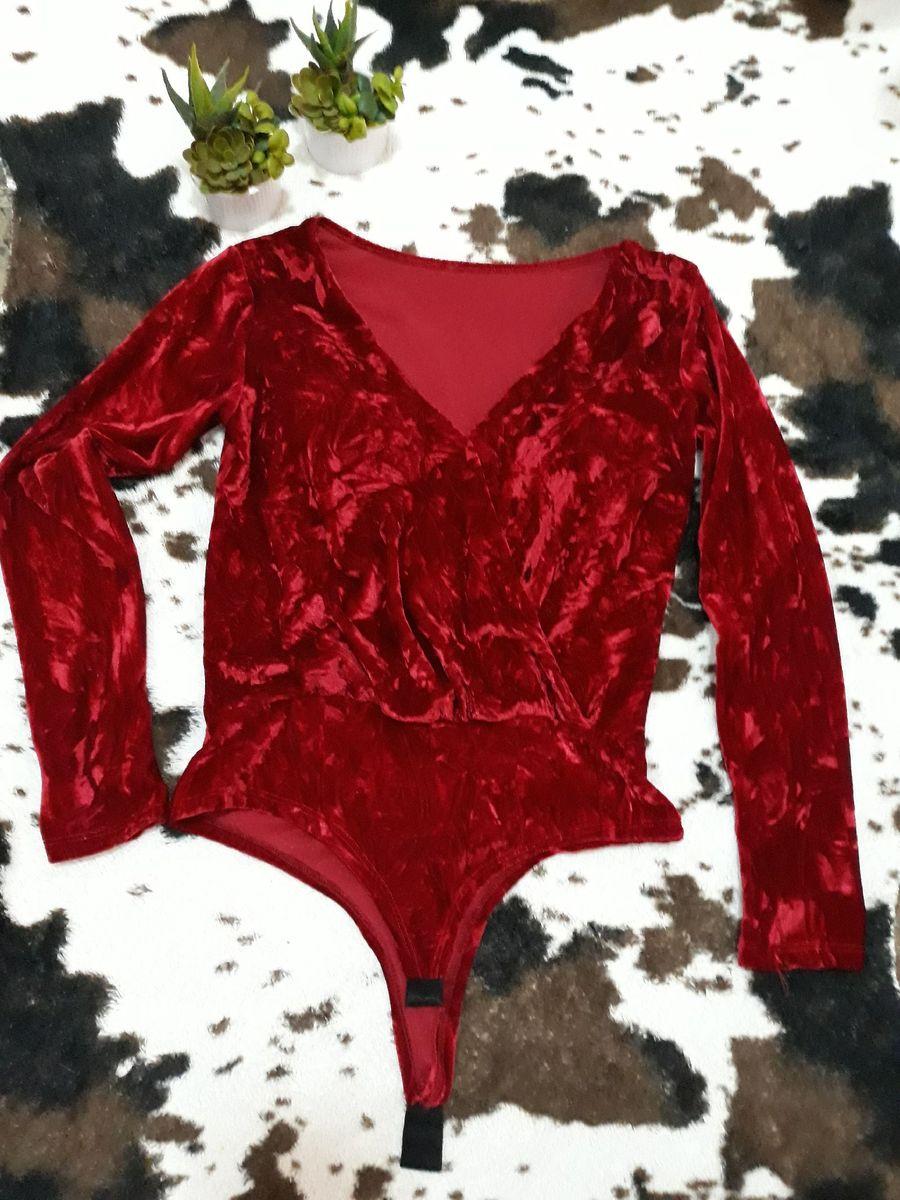red velvet - blusas sem marca
