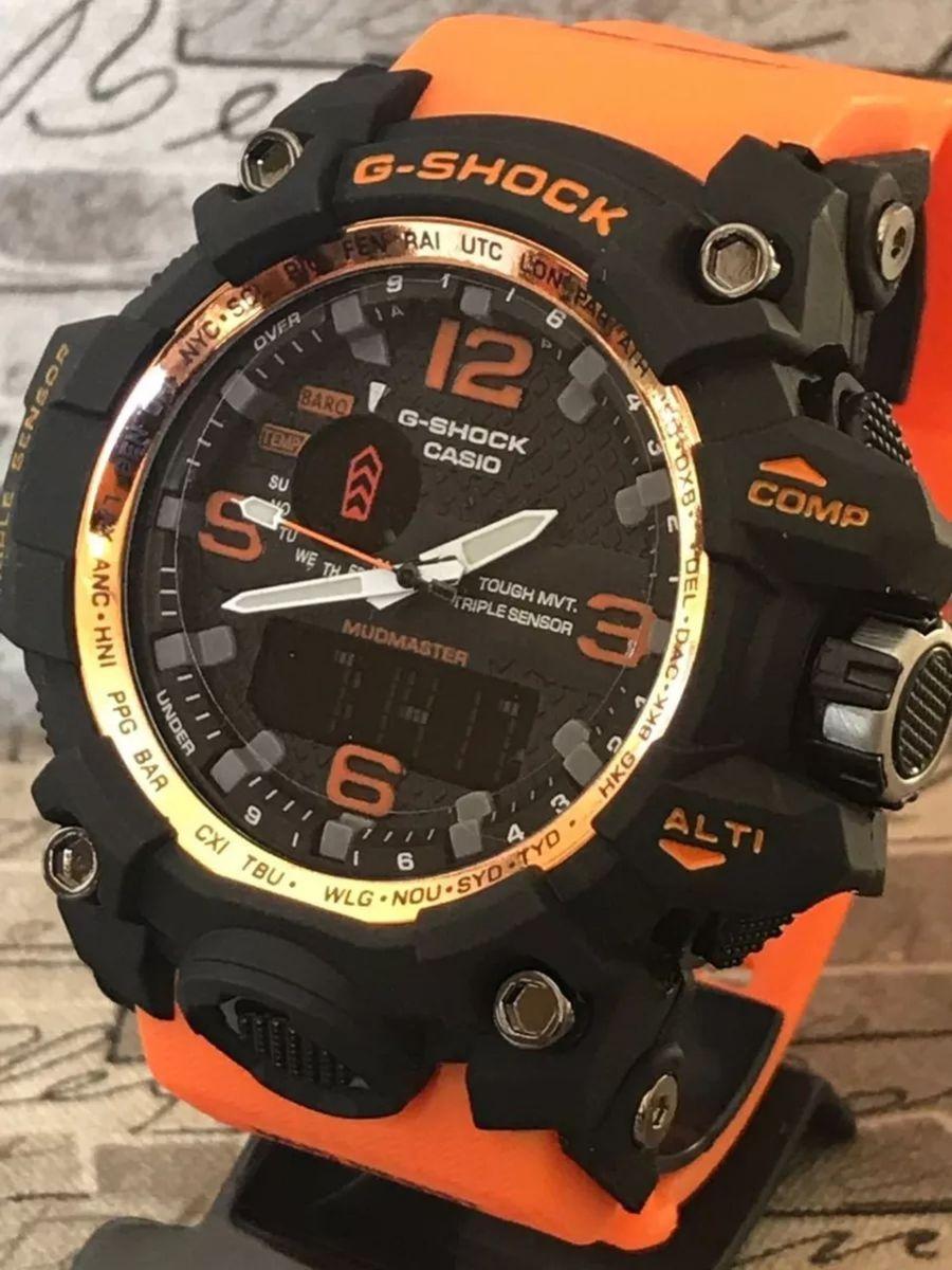 f16f75dccd8 relogio a prova de água novo importado - relógios sem marca