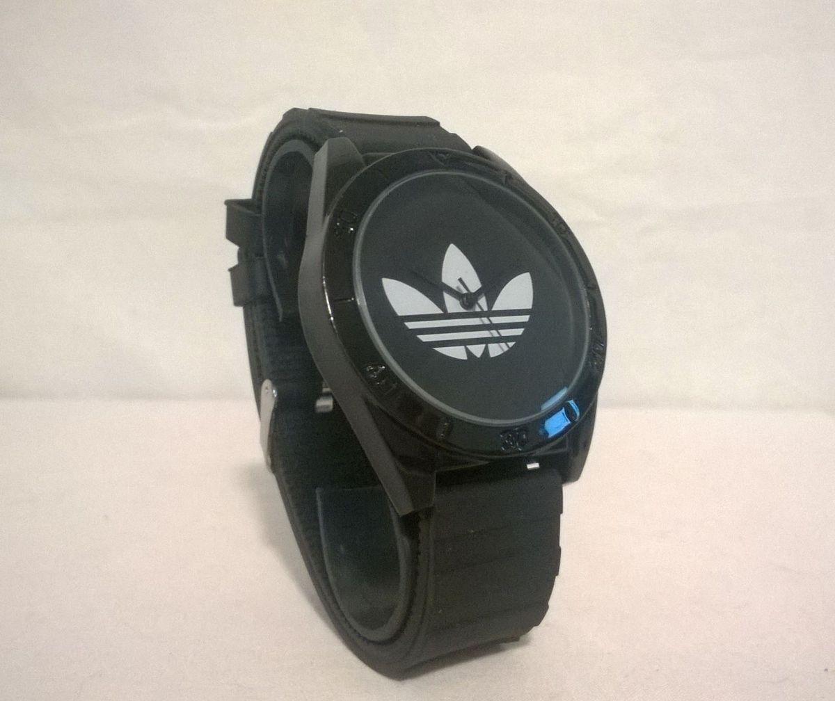 0de64c48c9d relógio adidas santiago preto - unissex - relógios adidas