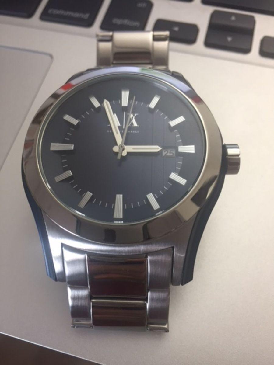 4514f05869110 Relógio Armani Exchange Ax 2074   Relógio Feminino Armani Exchange ...