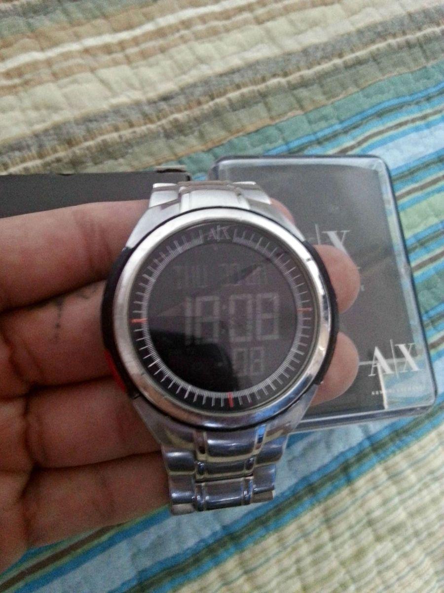 Relógio Armani Exchange - Ax1109   Relógio Masculino Armani Exchange ... a0966aa9fd