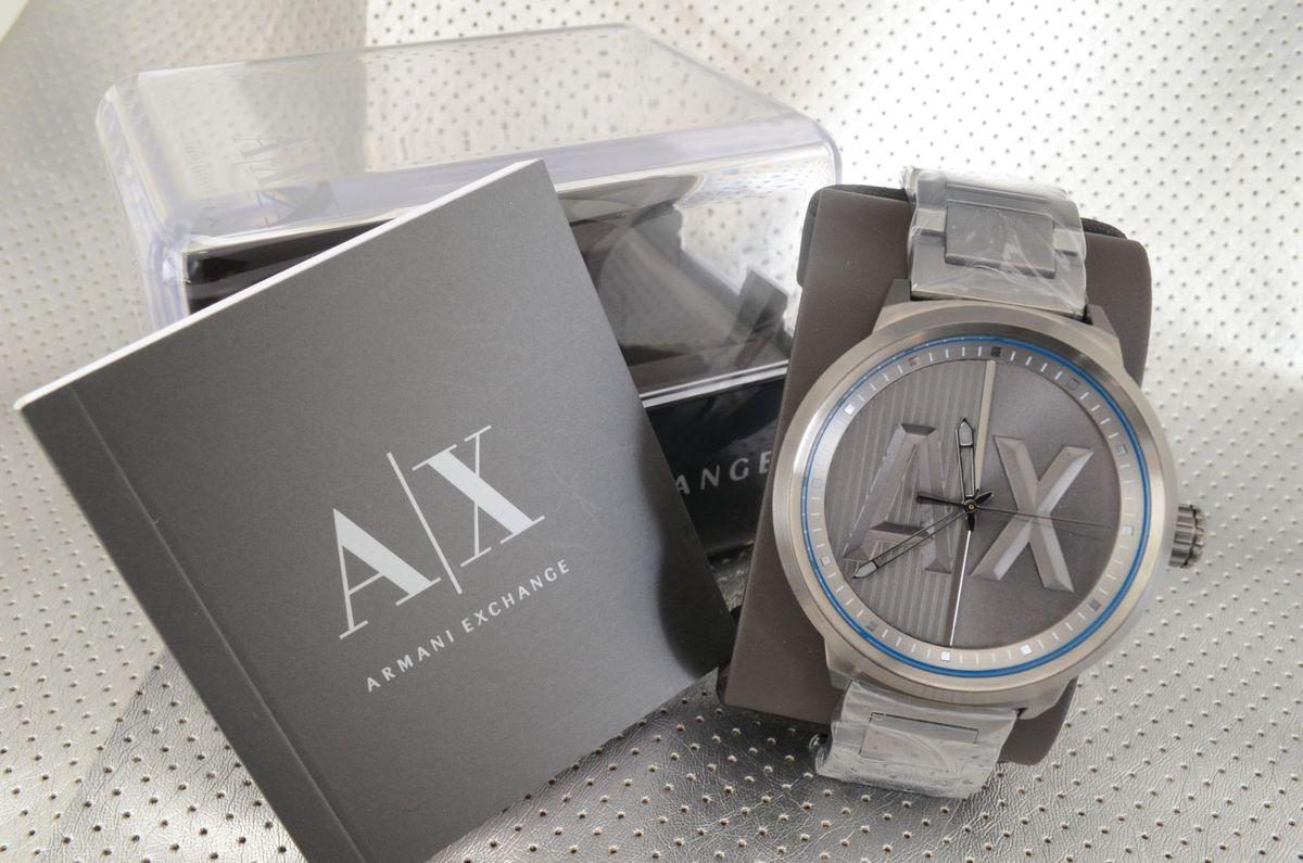 Relógio Armani Exchange Ax1362   Relógio Masculino Nunca Usado ... 17d699f818