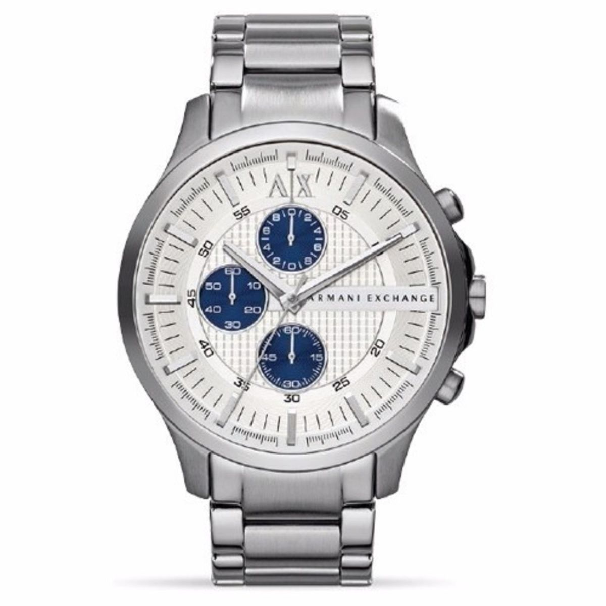 6580f9063f9 relogio armani exchange ax2136 branco caixa manual - relógios armani  exchange