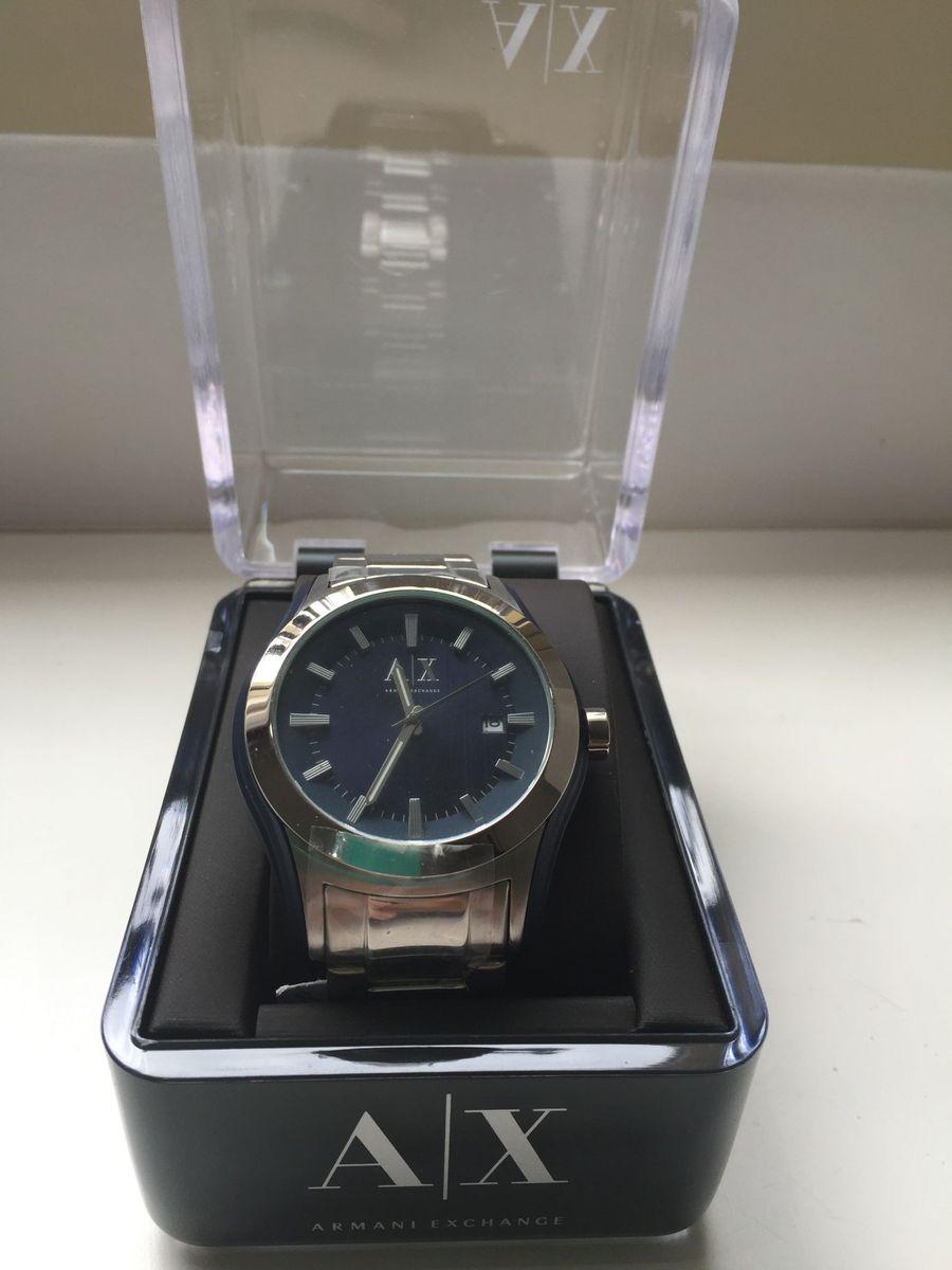 Relógio Armani Exchange   Relógio Masculino Armani Exchange Nunca ... a6b08e9b88