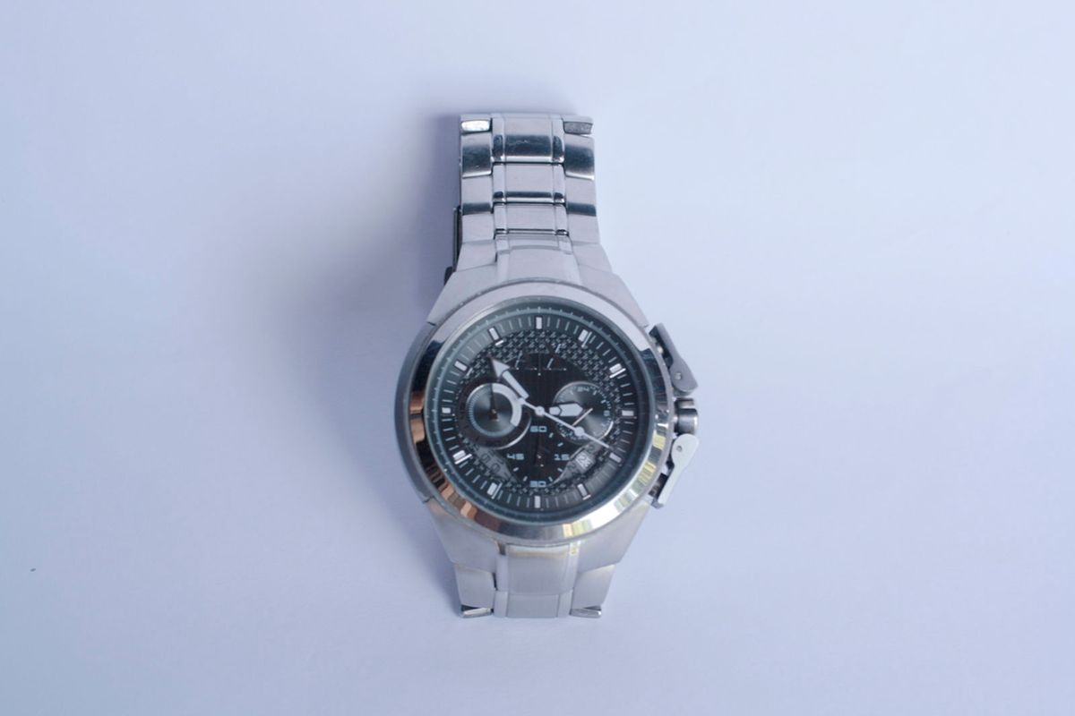 f89643d6746e7 Relógio Ax Armani Exchange Uax1039n   Relógio Masculino Armani ...
