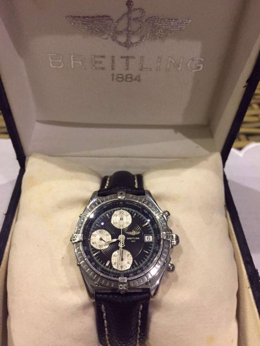 5b0433c6835 relógio breitling cronógrafo masculino - relógios breitling