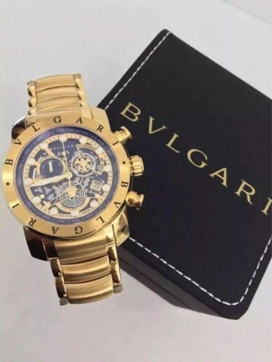 d324bd8b9c4 Relógio bvlgari subaqua skeleton dourado com azul oferta relógio jpg  900x1200 Relogio bvlgari feminino