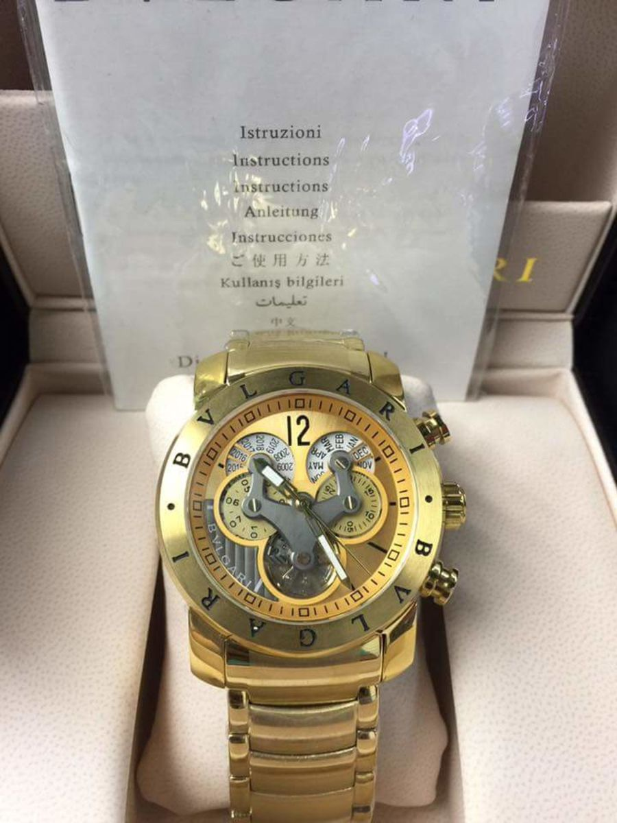 bb8a544b99a relógio bvlgari venom homem de ferro - relógios bvlgari