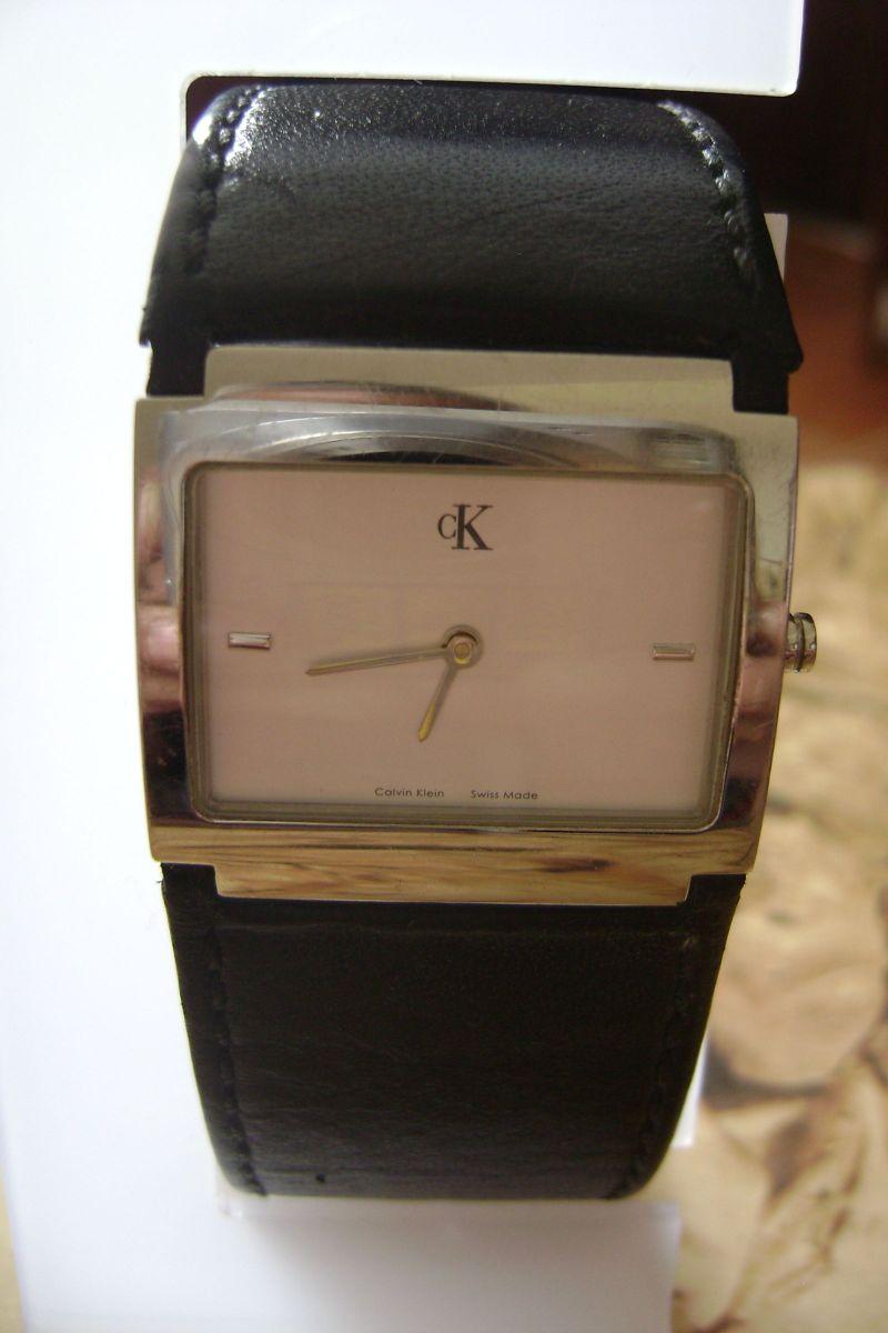 Relógio Calvin Klein Swiss Made   Relógio Feminino Calvin Klein ... 846103b4be
