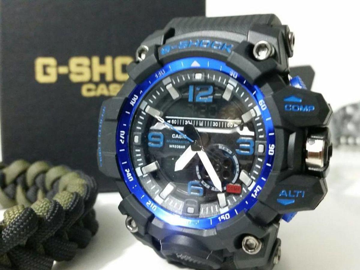 feab8d0c114 relógio casio g-shock barato prova dágua - relógios cássio g-shock