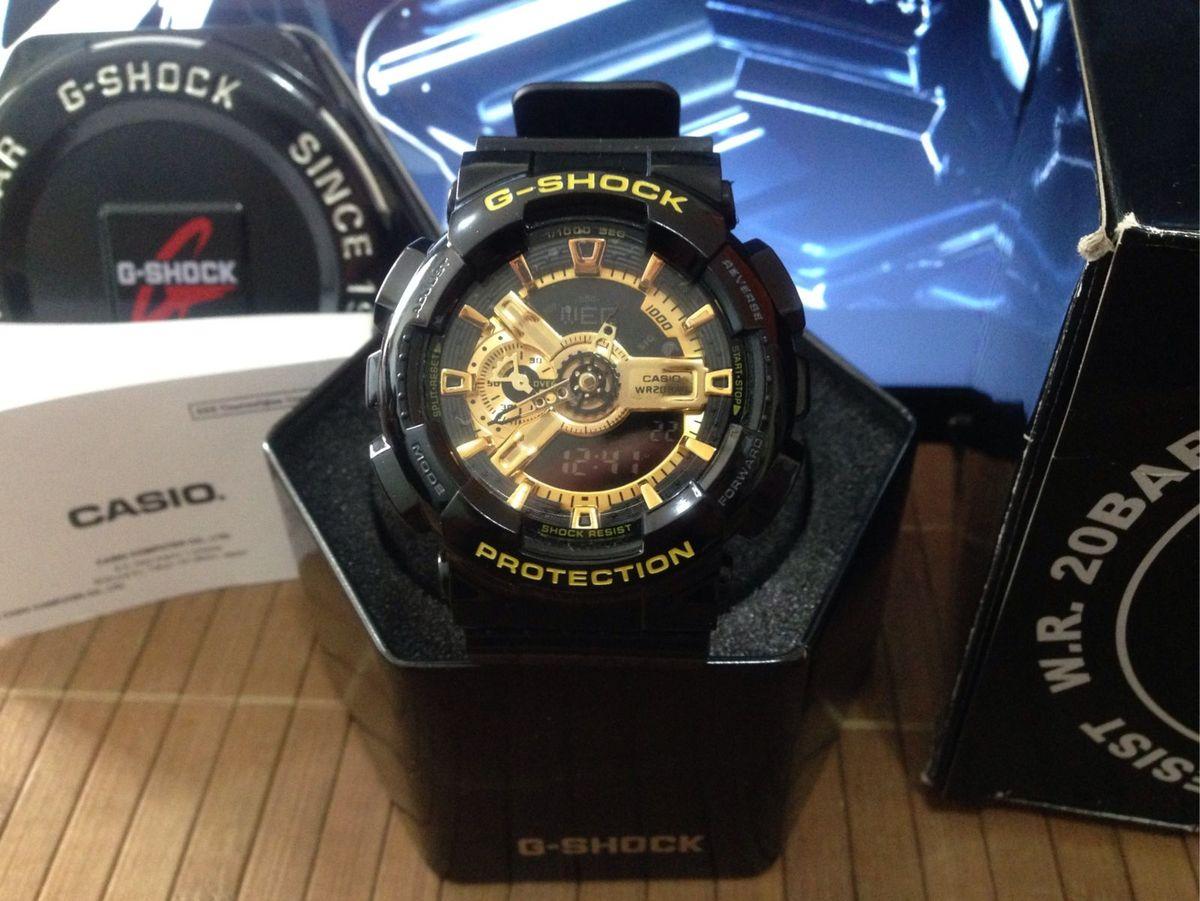 5a3c554be0e relógio casio gshock ga-110 - relógios g shock.  Czm6ly9wag90b3muzw5qb2vplmnvbs5ici9wcm9kdwn0cy83nduzmde2l2e4zgu1mza4ywzlnme5zte3y2uymge3zdywntrhzwm3lmpwzw  ...