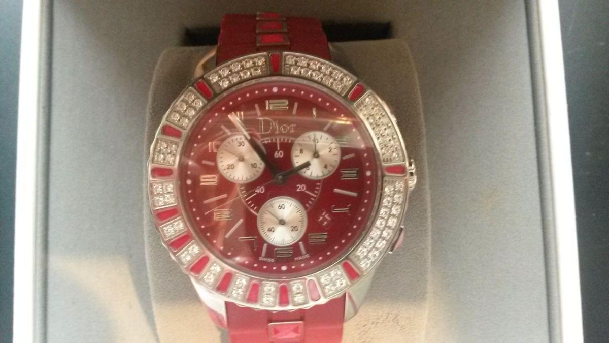 29d032e2174 relógio dior - relógios dior.  Czm6ly9wag90b3muzw5qb2vplmnvbs5ici9wcm9kdwn0cy83mtqxndkvnzy0ztyxmzfhytkzzjgwzwvmytbmndbjmtqzogizmweuanbn  ...