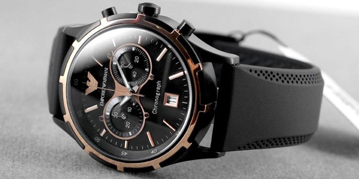 6fadfb63937 relógio emporio armani ar5905 preto - relógios emporio armani