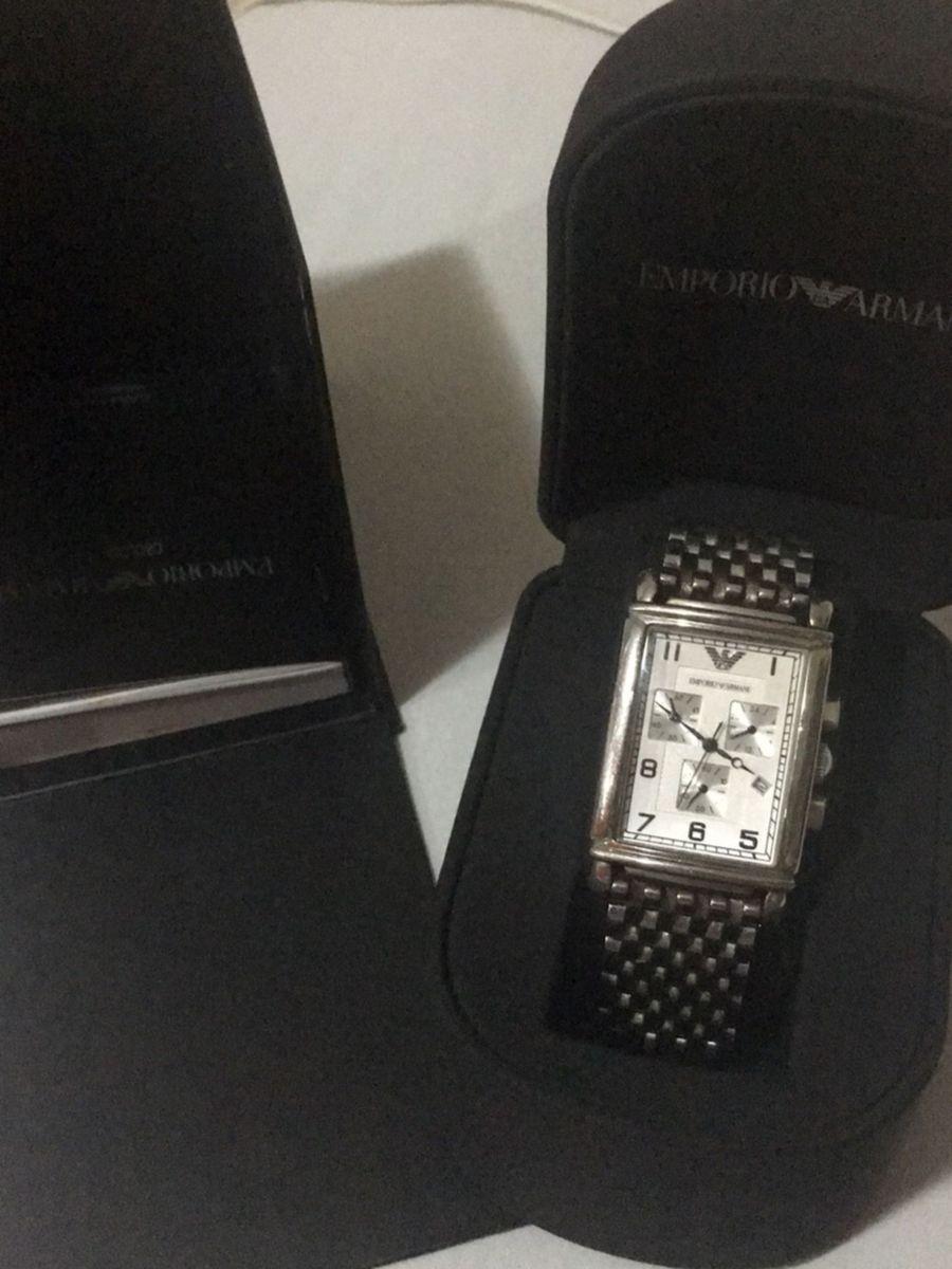 420f8e3981f relogio emporio armani original - relógios emporio-armani