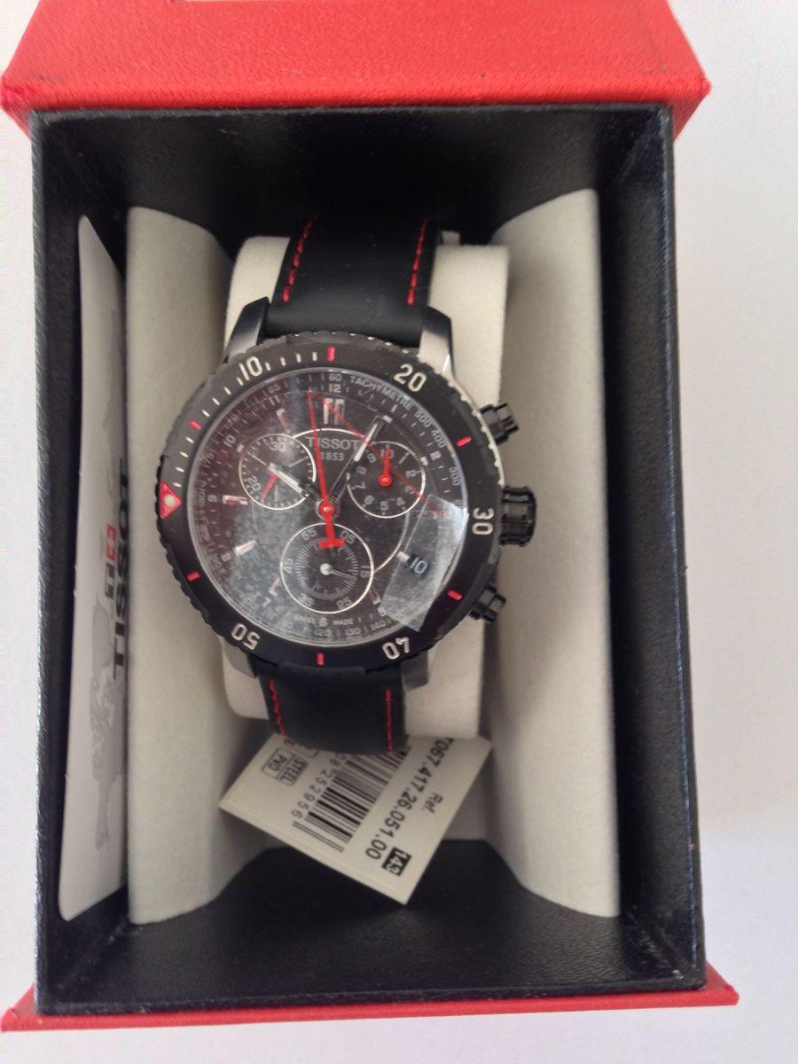 e505efb545f relogio esportivo suíço original tissot 1853 novo - relógios tissot