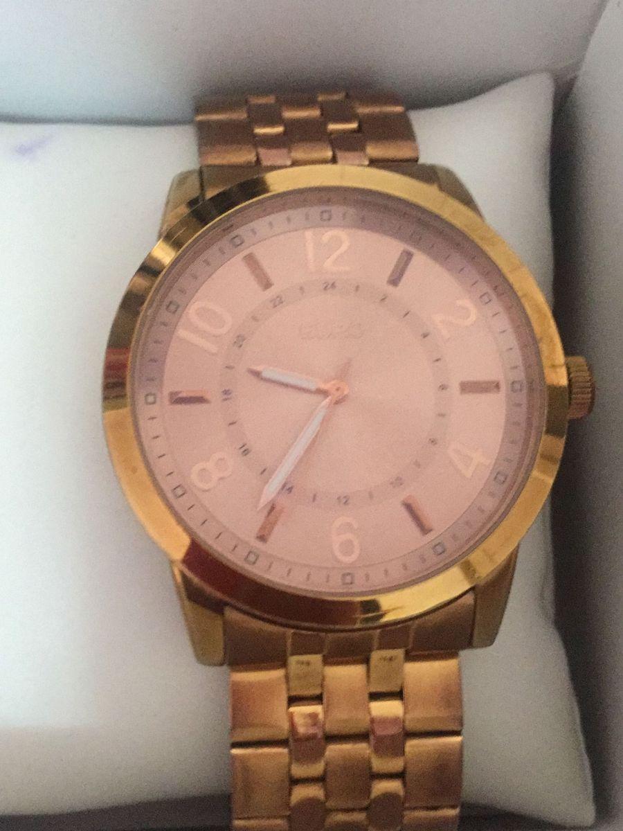 relógio euro rose - relógios euro.  Czm6ly9wag90b3muzw5qb2vplmnvbs5ici9wcm9kdwn0cy85njizmja0lzazndc1mdi4mjaxywuzzjiynwewmtezowqzzwrlodnjlmpwzw  ... a5c2c63997
