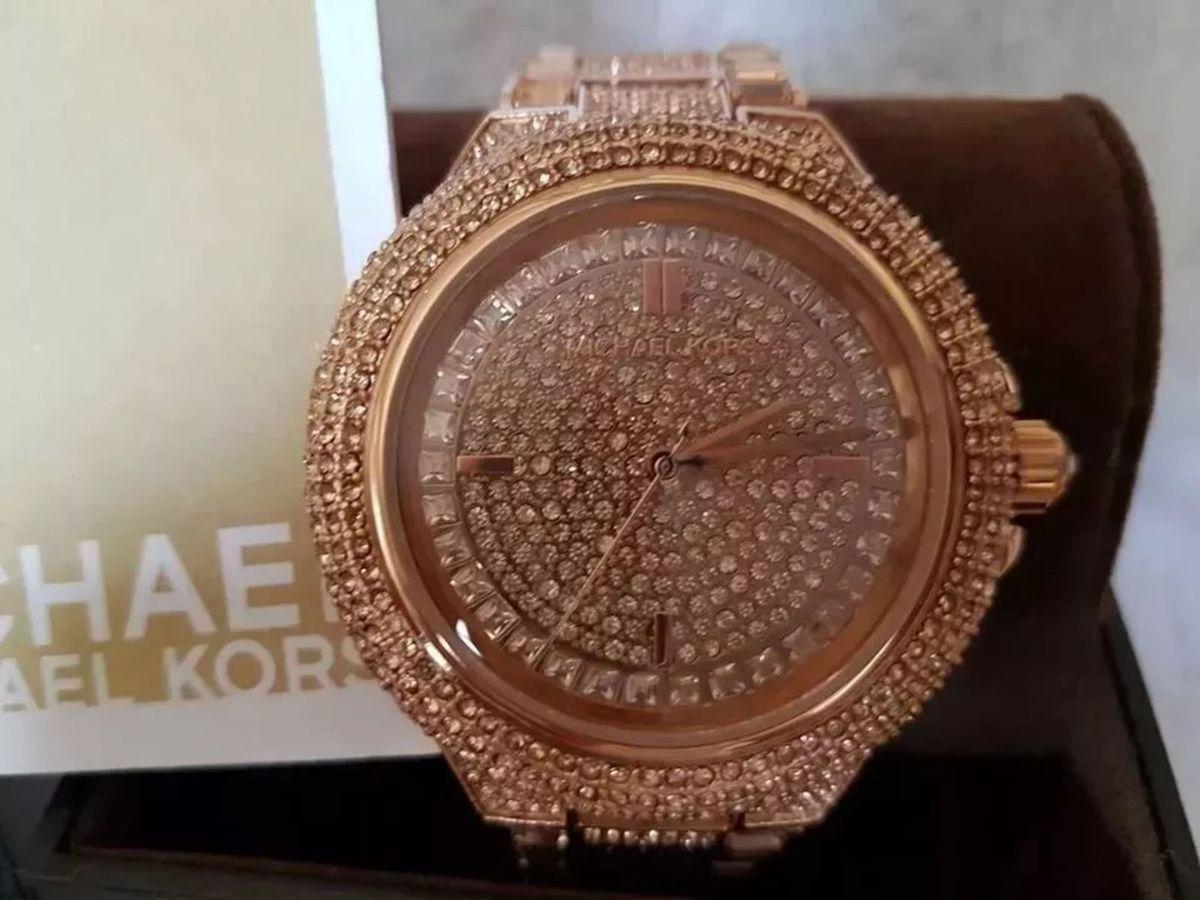 654ed52d804 relógio feminino michael kors 5862 - relógios michael kors