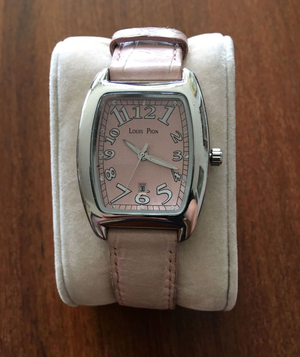 26bf565dc68 relogio frances louis pion - relógios louis pion.  Czm6ly9wag90b3muzw5qb2vplmnvbs5ici9wcm9kdwn0cy81mzq2ndyxlzfkytflyjbjotawmmu1ytkzm2fkzwi3njuzm2jlngmwlmpwzw  ...