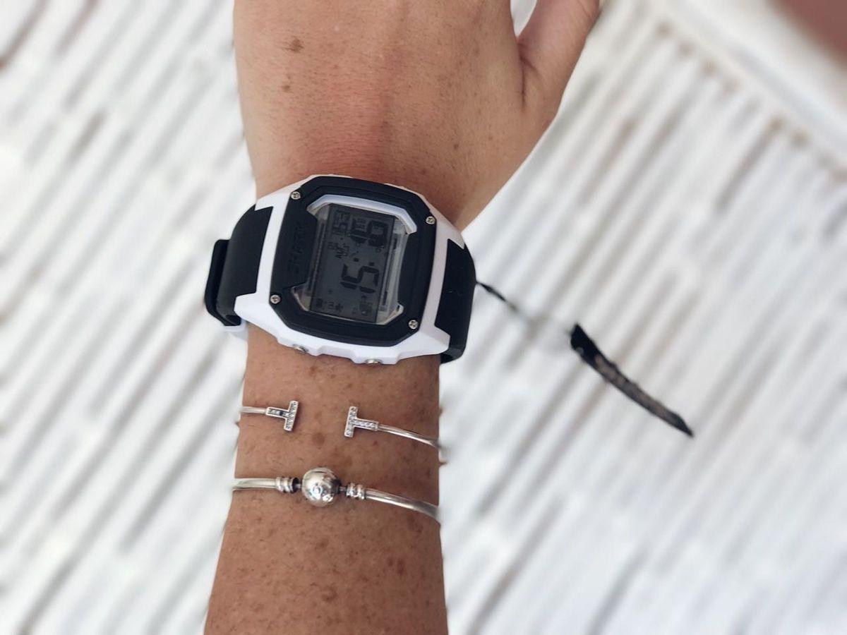 311308bbfdf Relógio Freestyle Digital Killer Shark Skeleton - 101248