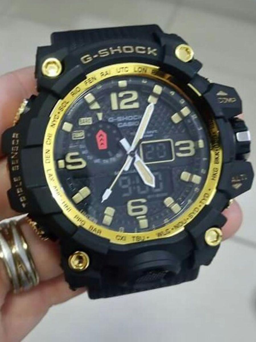 0dafa592fca relógio g-shock preto e dourado - relógios cásio.  Czm6ly9wag90b3muzw5qb2vplmnvbs5ici9wcm9kdwn0cy83mty2ndqxl2uzmjninmyyzjq1zthkm2y5njliogy3ntbinwfkmwrllmpwzw