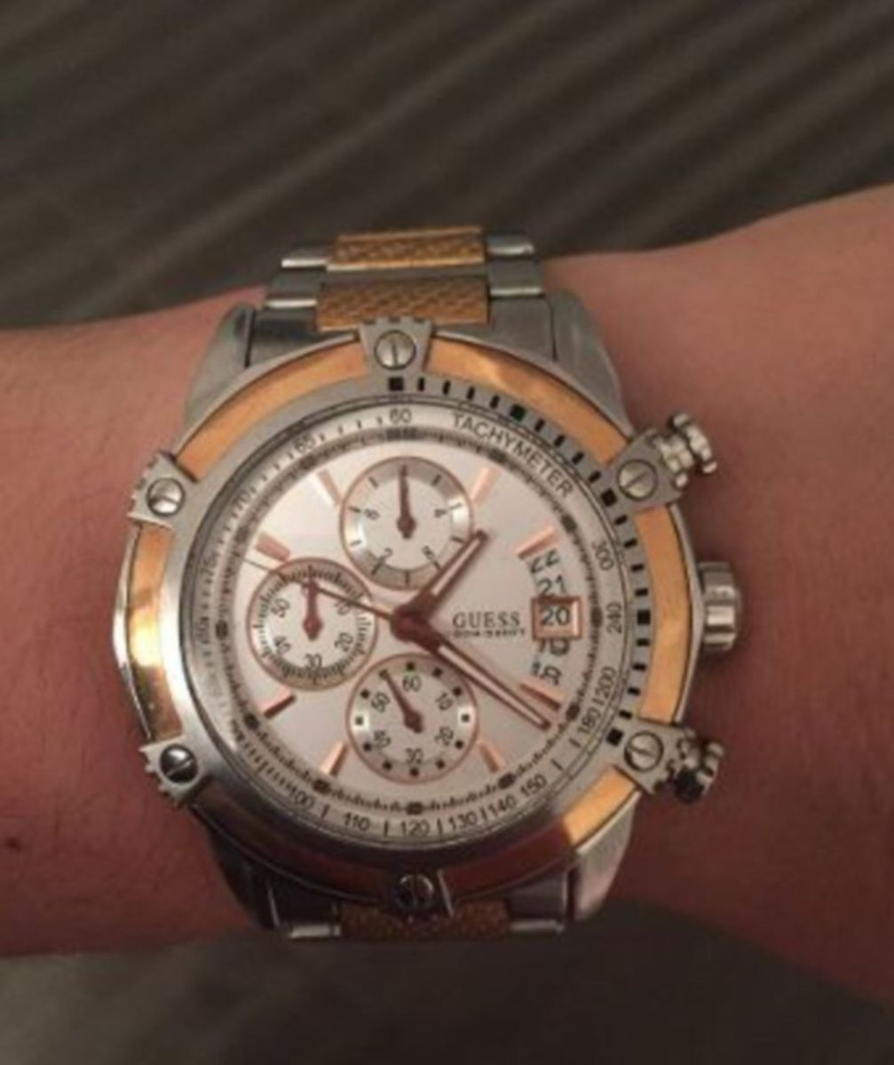 df6c1b605b5 relogio guess original e lindo - relógios guess.  Czm6ly9wag90b3muzw5qb2vplmnvbs5ici9wcm9kdwn0cy81ota5mtevogvkmdc5zdayzwyymwqwmmu5ytuyzjy3othjzjnjmdyuanbn  ...