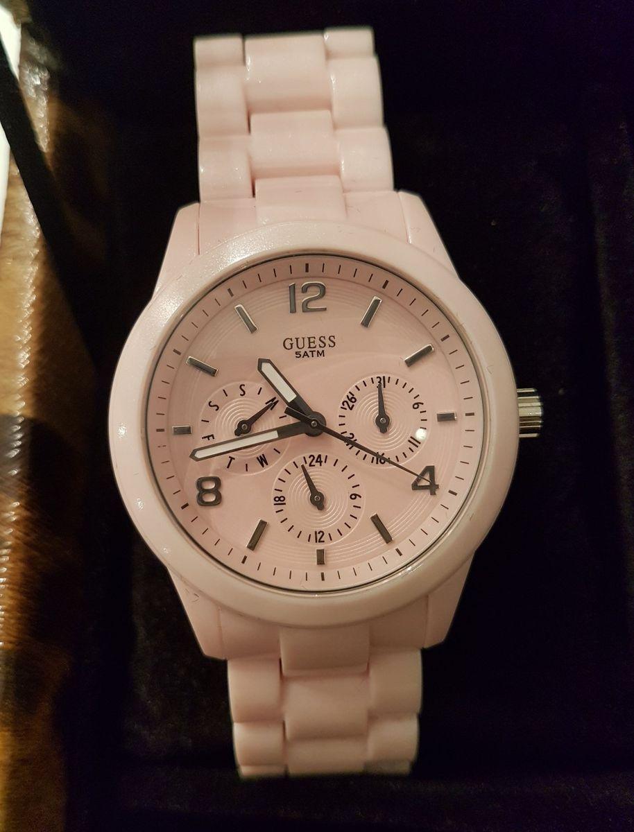 0189936ef relógio guess rosa - relógios guess.  Czm6ly9wag90b3muzw5qb2vplmnvbs5ici9wcm9kdwn0cy82otk2mzy3l2m0m2m4zmfjmzjkmwixzgvknzy3mdyxy2flywe3zdm4lmpwzw