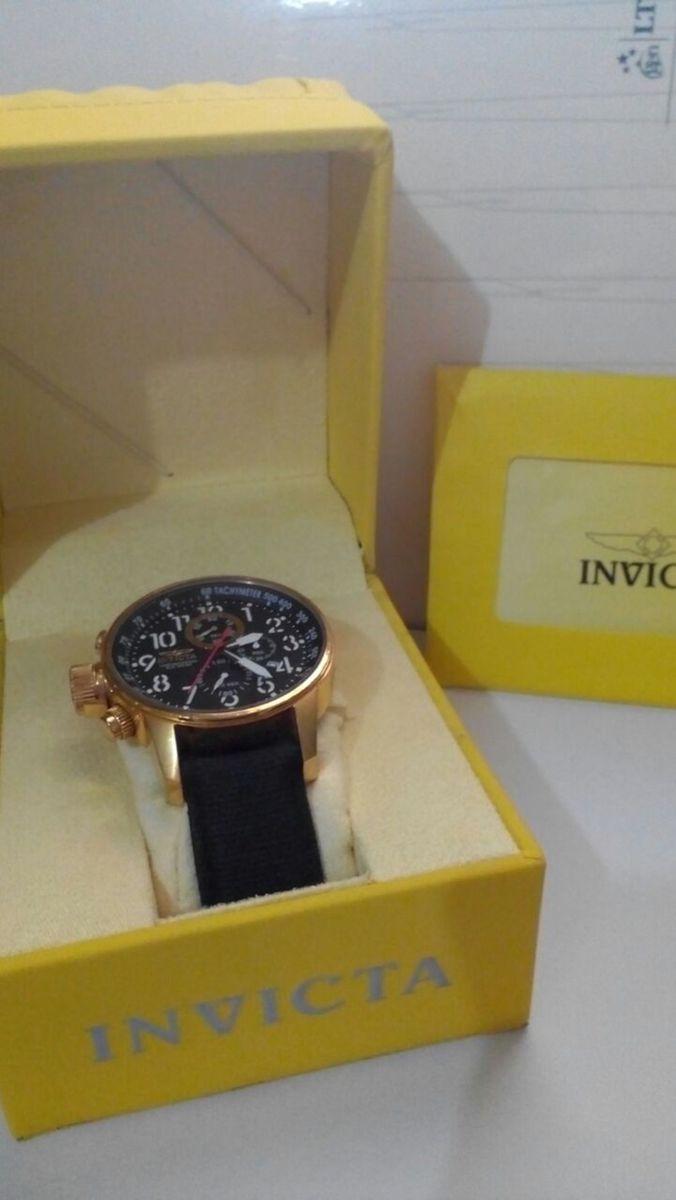 1743286018b relógio i-force collection invicta 1515 ouro 18k - relógios invicta