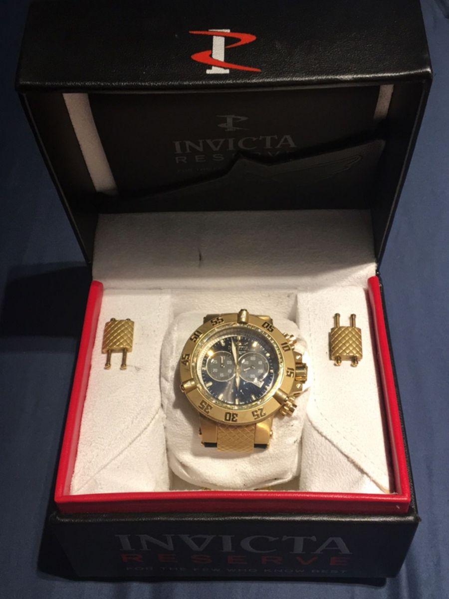 9a50630561a relógio invicta subaqua modelo 5514 - relógios invicta