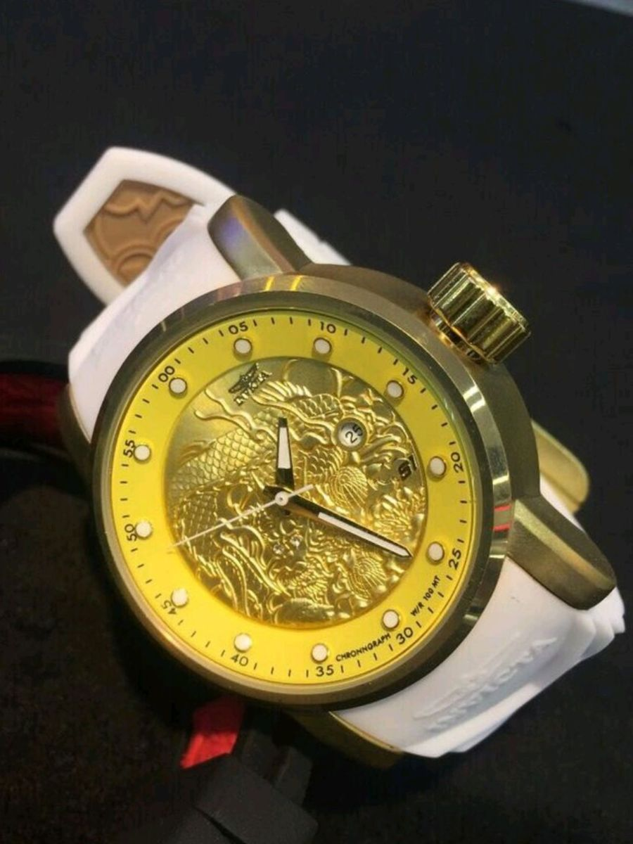 7db2e48fc83 relógio invicta yakuza s1 promoção!!! - relógios invicta