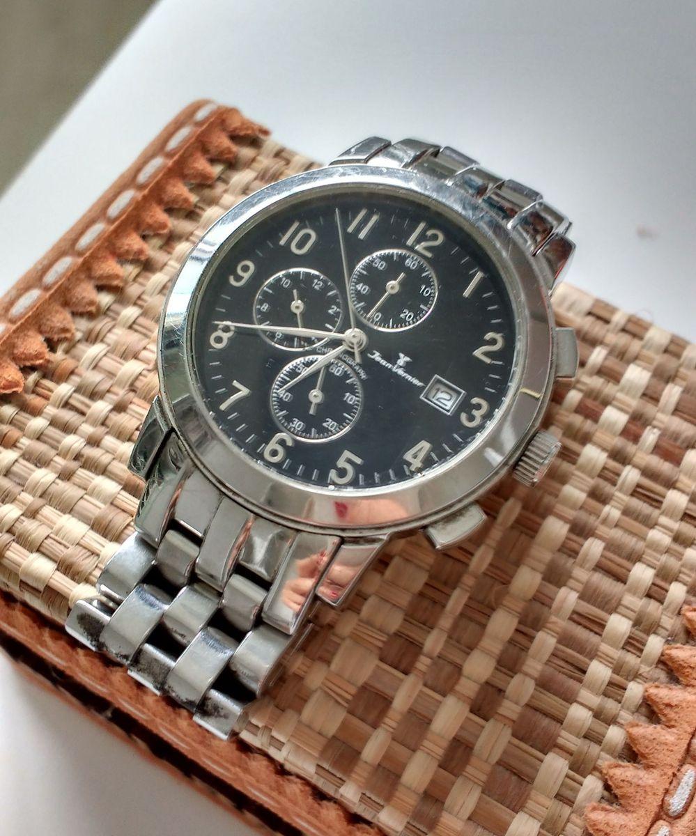 02eb651a1ea relógio jean vernier - relógios jean-vernier.  Czm6ly9wag90b3muzw5qb2vplmnvbs5ici9wcm9kdwn0cy82mtiymdcvnduyyzbinwe5ytu5odyynjvmm2q1oduwm2fky2vjmtguanbn  ...