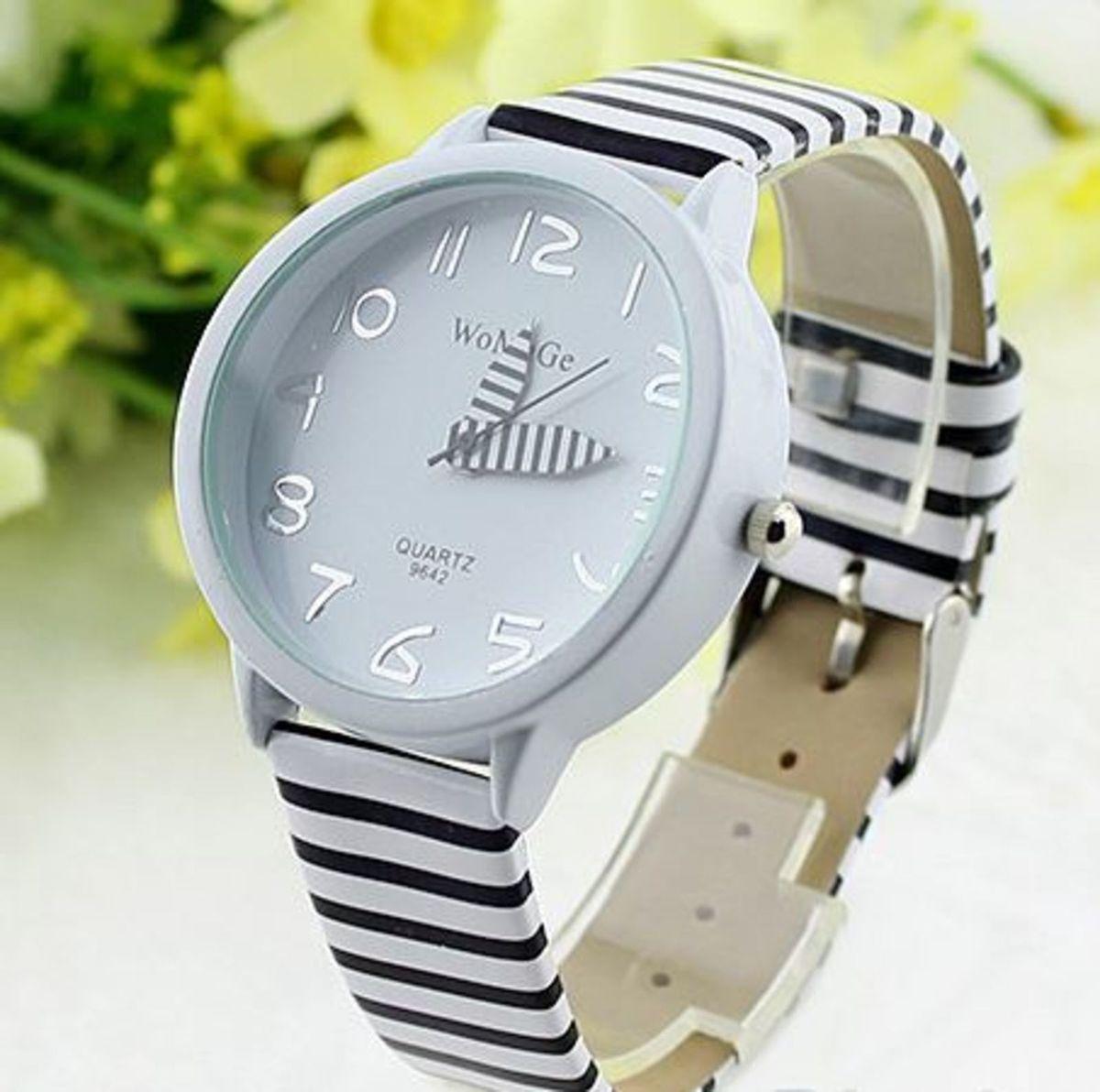 105a3301612 relógio listrado feminino - relógios importado.  Czm6ly9wag90b3muzw5qb2vplmnvbs5ici9wcm9kdwn0cy81mjcxoc8zmgu4ndvlnzg0mze3nwzknjc0ytvhnwu0yjg3zgjjzi5qcgc