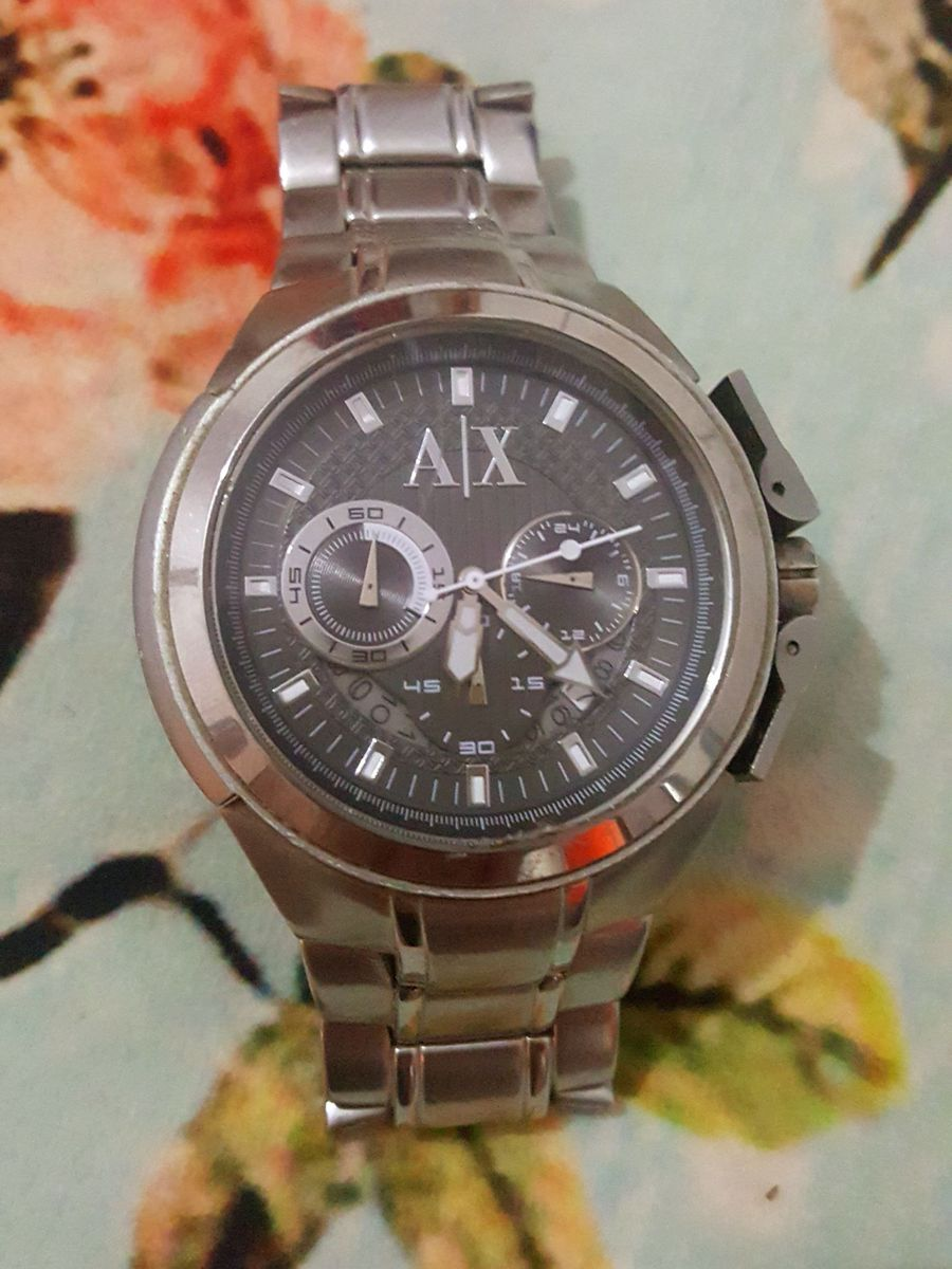 Relogio Masculino Armani Exchange   Relógio Masculino Armani ... 7431660060