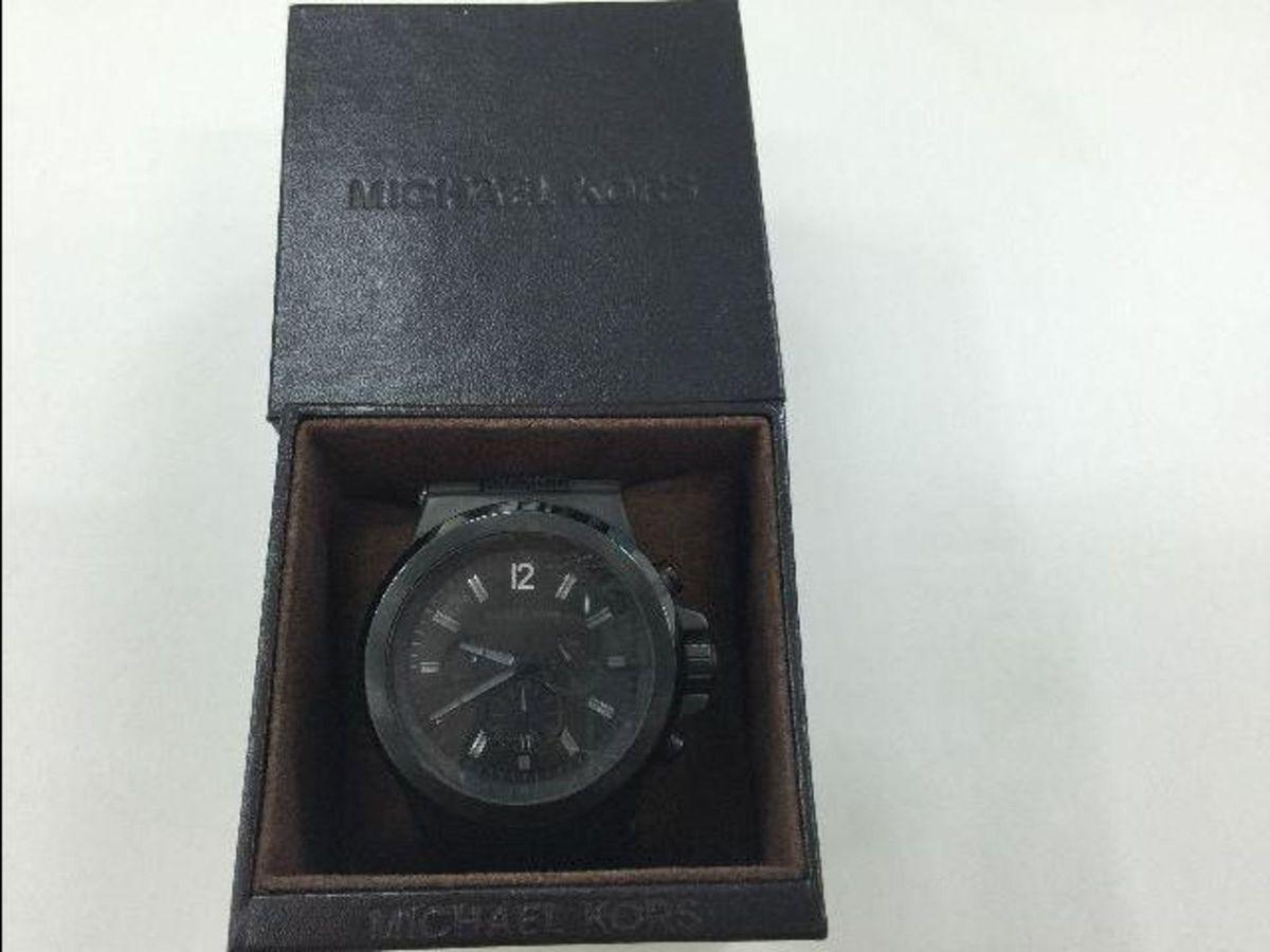 54597169a Relógio Michael Kors Masculino | Relógio Feminino Michael Kors Usado ...