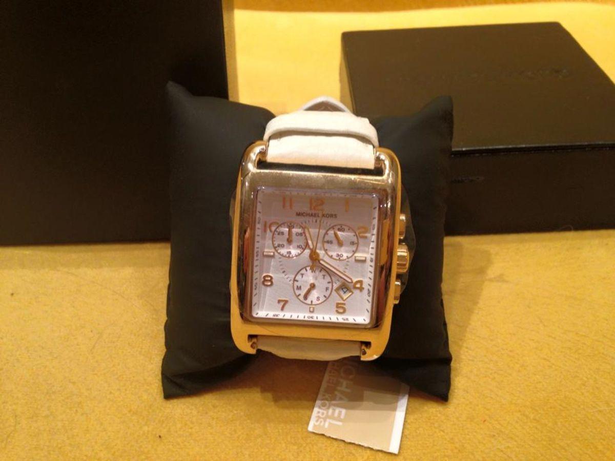 34d2329d821df Relógio Michael Kors - Mk 2229   Relógio Feminino Michael Kors Nunca ...