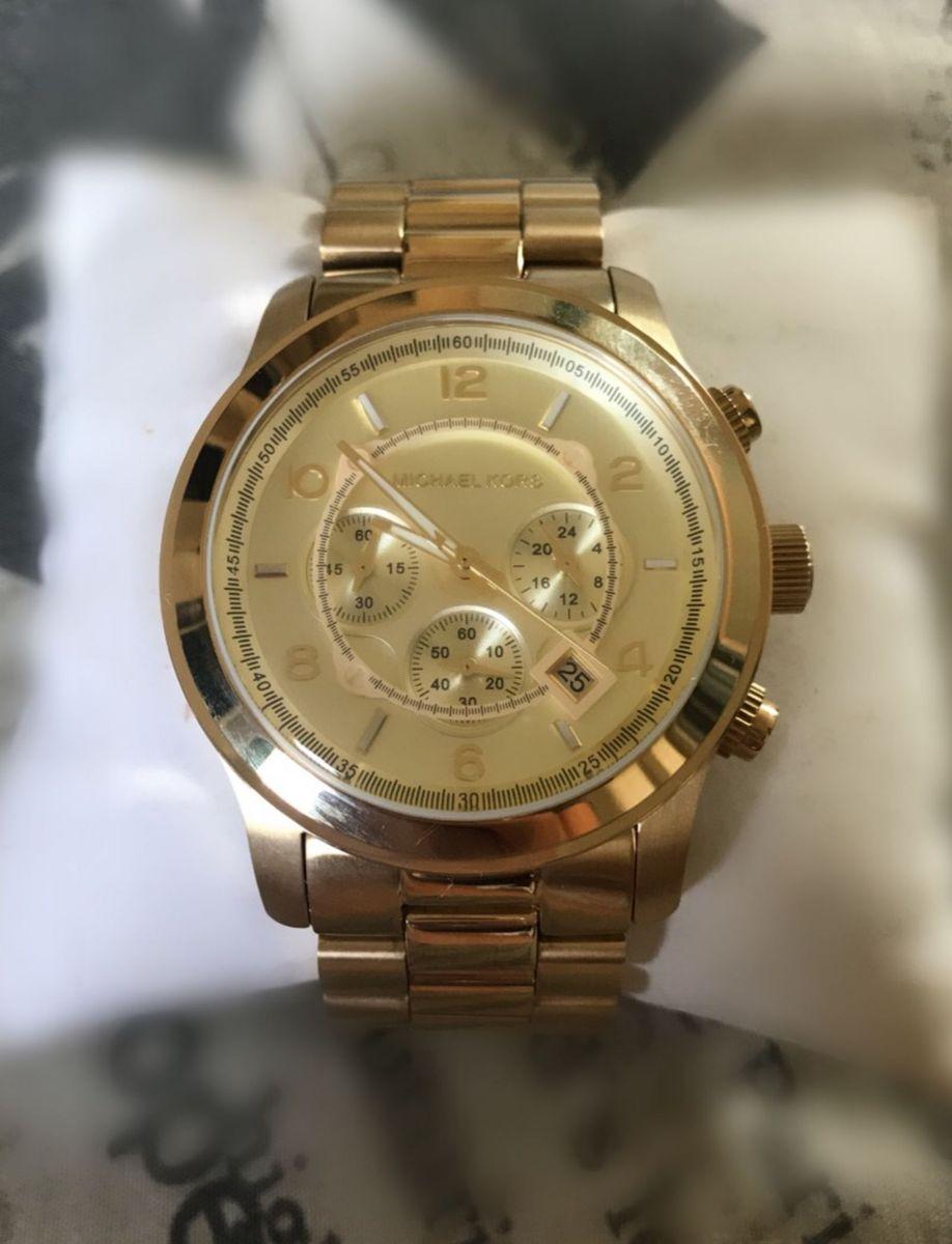96c8af1ab Relógio Michael Kors Mk 8077 | Relógio Feminino Michael Kors Nunca ...