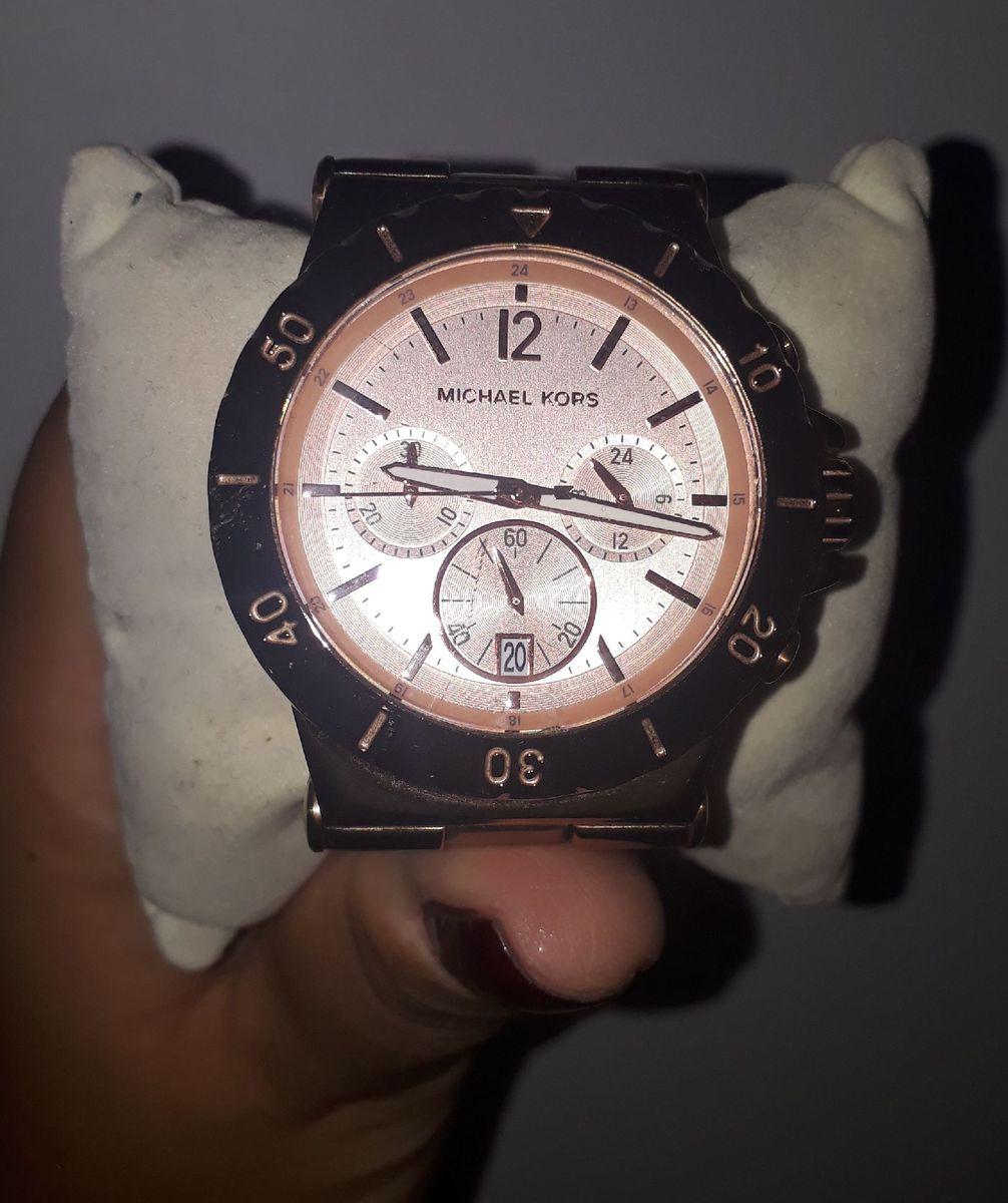 de5e7bdce relógio michael kors mk5314 rose - relógios michael-kors