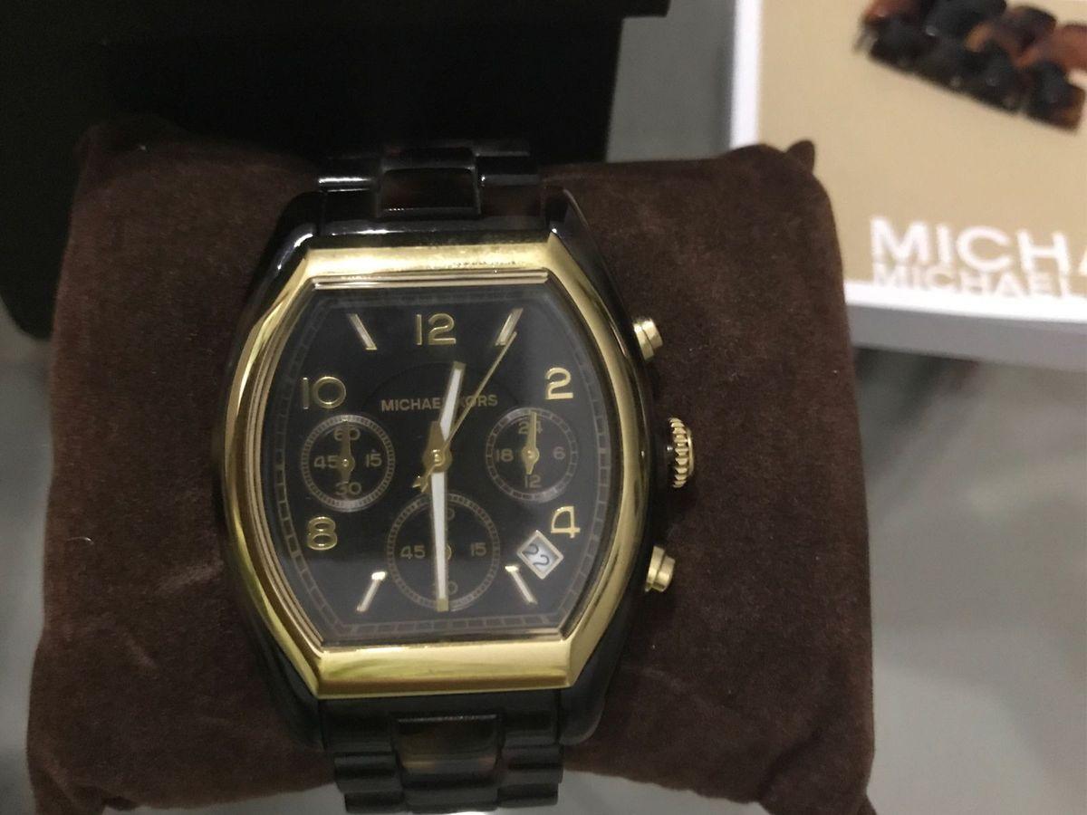 581ffe4b4 relógio michael kors original, modelo mk5485 - relógios michael kors