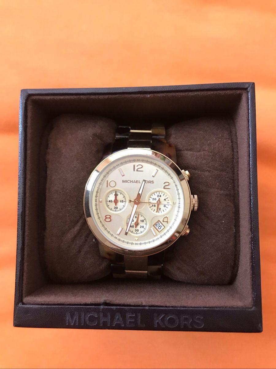 relógio michael kors - relógios michael-kors