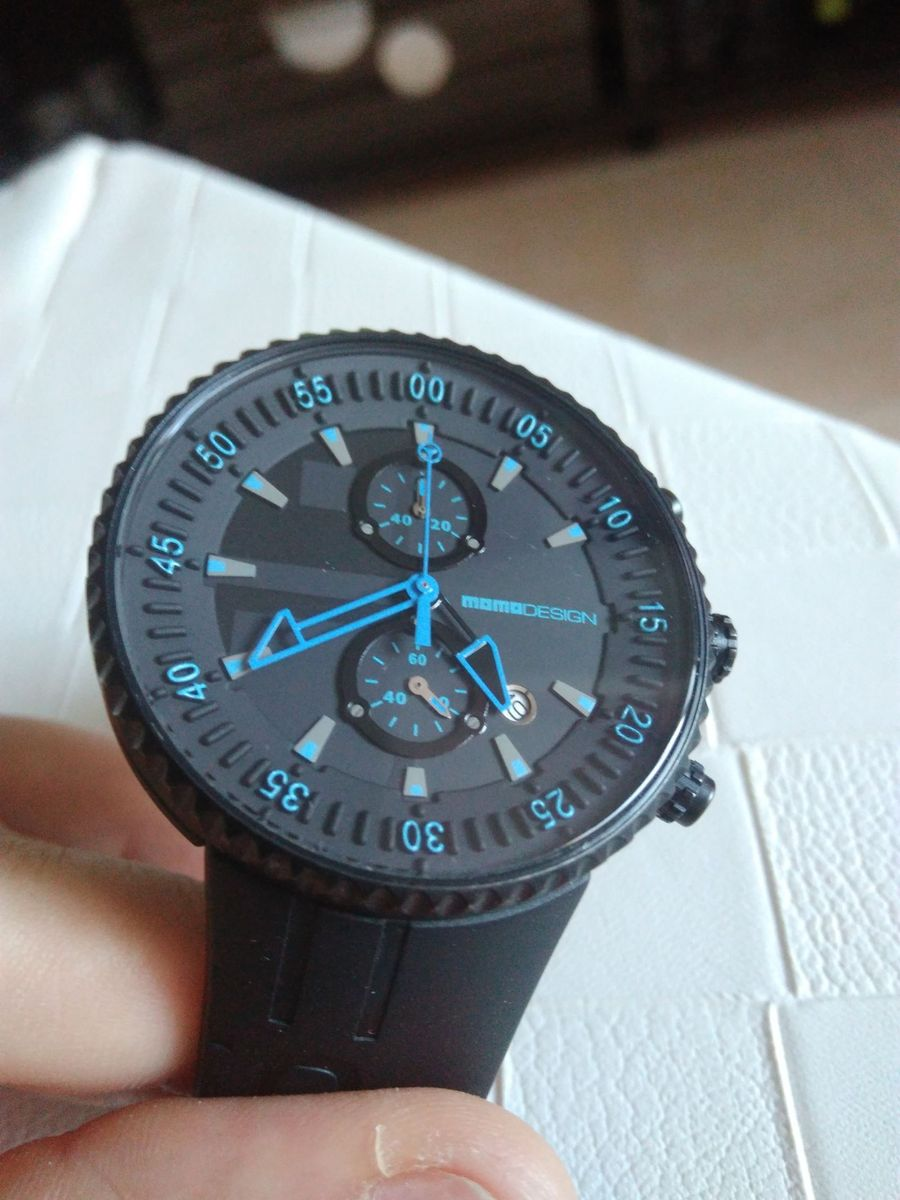 ddb3327e708 relógio momo design jet chrono md2198bk-51 - relógios momo-design