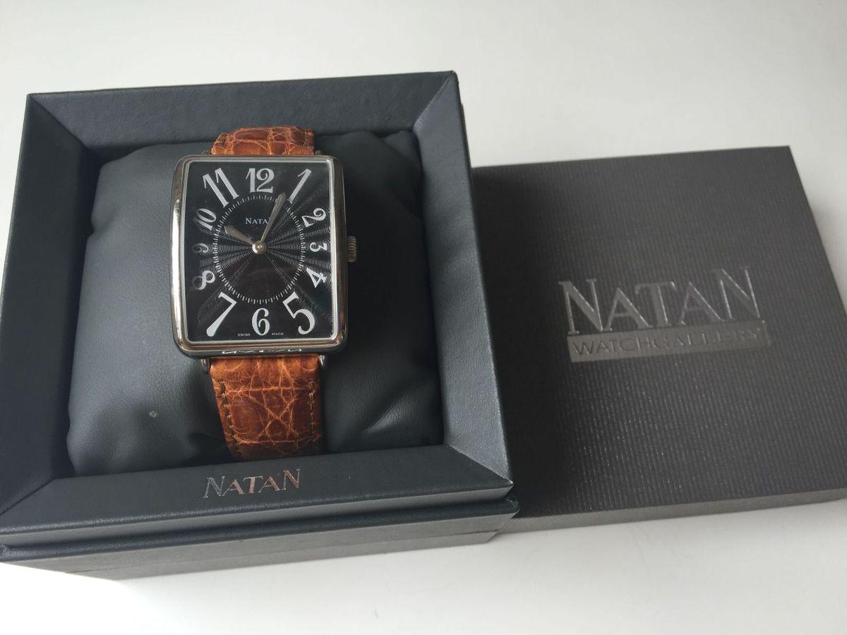 67f6c087741 relógio natan - relógios natan.  Czm6ly9wag90b3muzw5qb2vplmnvbs5ici9wcm9kdwn0cy82ndaxodi1lzjjmdq0y2qxztm3ndexowuwmja5m2y3ywezmdyxoduzlmpwzw  ...